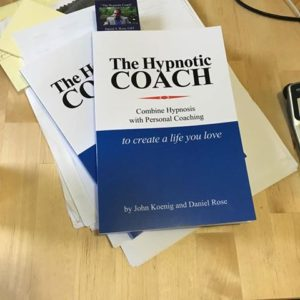 The-Hypnotic-Coach - NJ Hypnotist Dan Rose Author